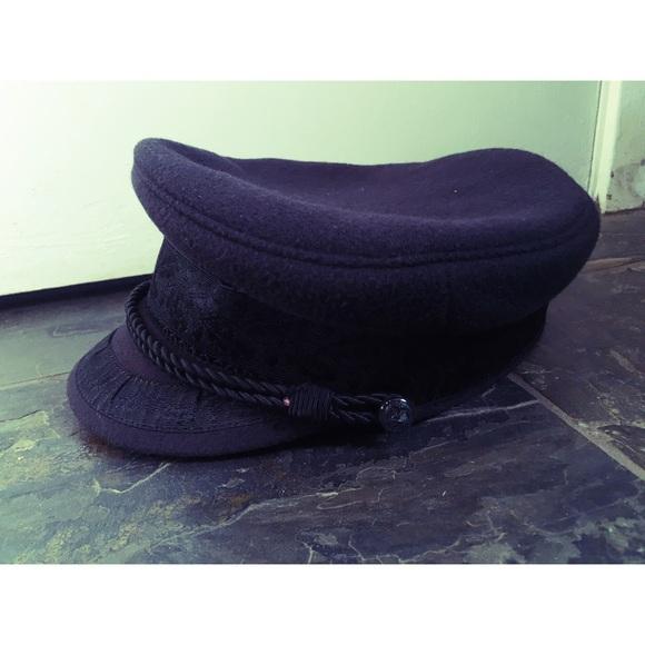 new arrival cd1e2 f9d33 Vintage Bakers boy / Sailor hat from Paris